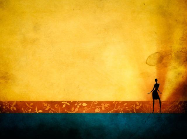 Dancer Illustration