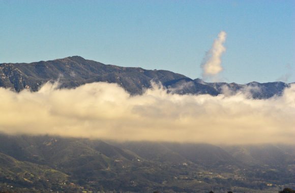 Clouds and Mountains – 2