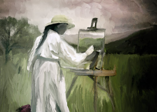 Painter Painted