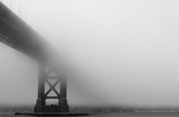 Bridge and Fog